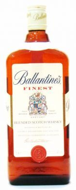 Ballantine's Finest Blended Scotch Whisky - 75 cl (40% vol)