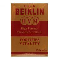 Beiklin HVM High Potency Vitamin-Mineral - 30 Capsules