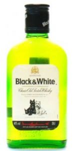 Black & White Choice Old Scotch Whisky - 20 ml (40% vol)