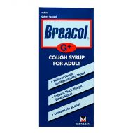 Breacol G+ Cough Syrup For Adult - 115 ml