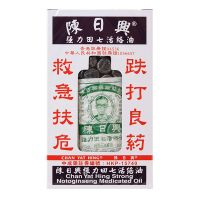 Chan Yat Hing Strong Notoginseng Medicated Oil - 38ml