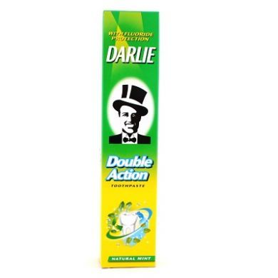Darlie Double Action Natural Mint Toothpaste - 175gm