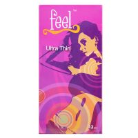 Feel Ultra Thin Condom - 12 Condoms