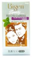 Hoyu Bigen Speedy Hair Color Conditioner With Natural Herbs - No.884 Natural Brown