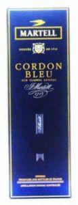 Martell Cordon Bleu Old Classic Cognac Martell 1715 - 70 cl (40% vol)