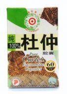 Mei Hua Brand 100% Pure Cortex Eucommiae Capsules - 60 Capsules