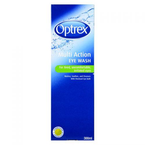 Optrex Multi Action Eye Wash - 300 ml