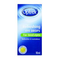 Optrex Refreshing Eye Drops (For tired eyes) - 10 ml