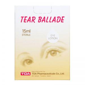 TOA Tear Ballade Eye Lotion - 15ml Sterile