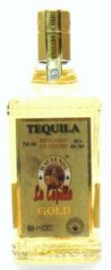 Tequila Hacienda La Capilla Gold - 750 ml (38% alc / vol)