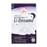 Three Legs Brand Wu Ling Shen U-Dreamz - 60 Vegicaps