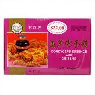 Uniflex Brand Cordyceps Essence with Ginseng - 85ml x ½ Doz