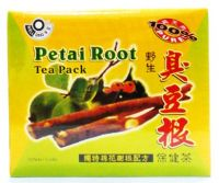 Wellring Petai Root Tea Pack - 15 Packs x 8 gm
