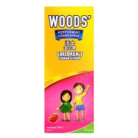 Wood Peppermint Children Cough Syrup - 100 ml